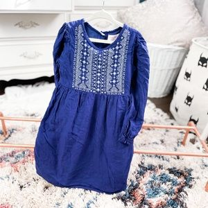 6Y Tommy Bahama Thick Cotton Dress